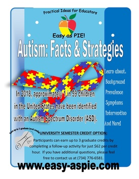 Autism: Facts and Strategies